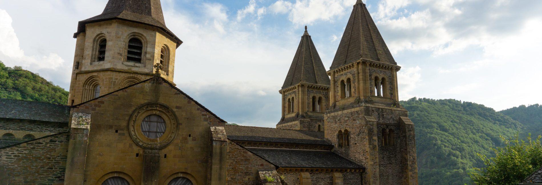 À la découverte de Conques, ravissant village médiéval sur le chemin de Compostelle