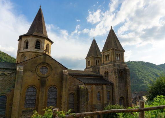 Abbaye Sainte-Foy Conques