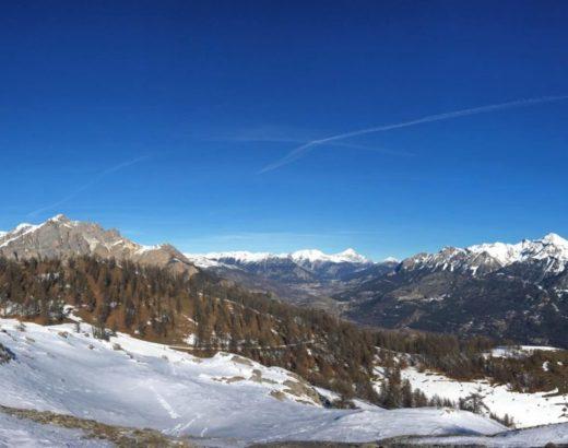 meeriwild randonnée raquette neige montagne sommet