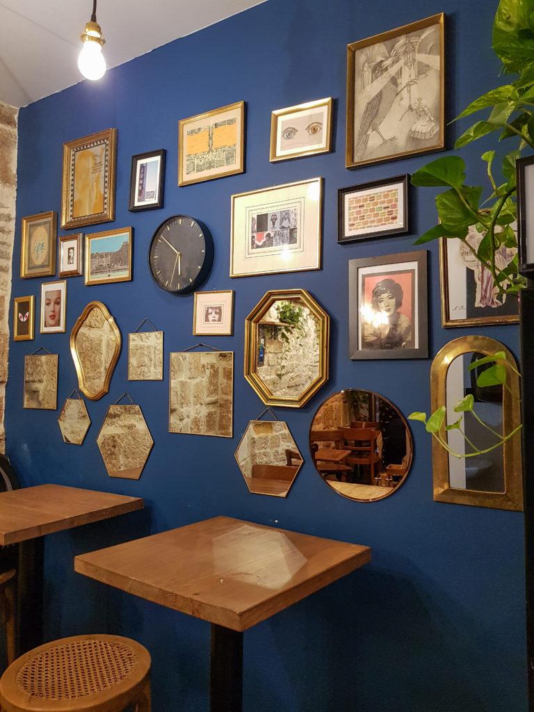 Auden Café salle haute