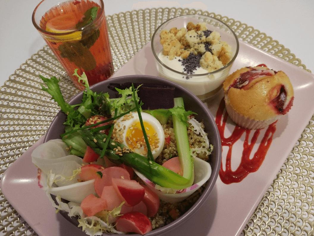 Les Demoiselles de Montpellier restaurant végétarien