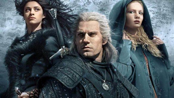 The Witcher séries et films Netflix et Amazon Prime