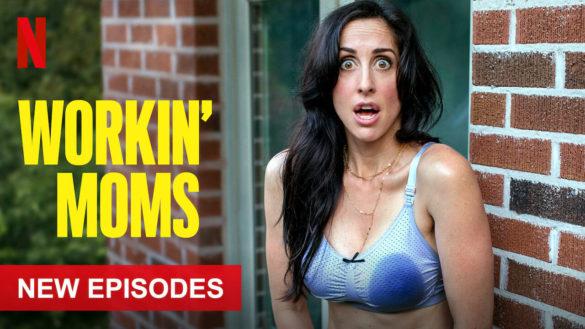 Workin' Moms séries et films à voir sur Netflix et Amazon Prime