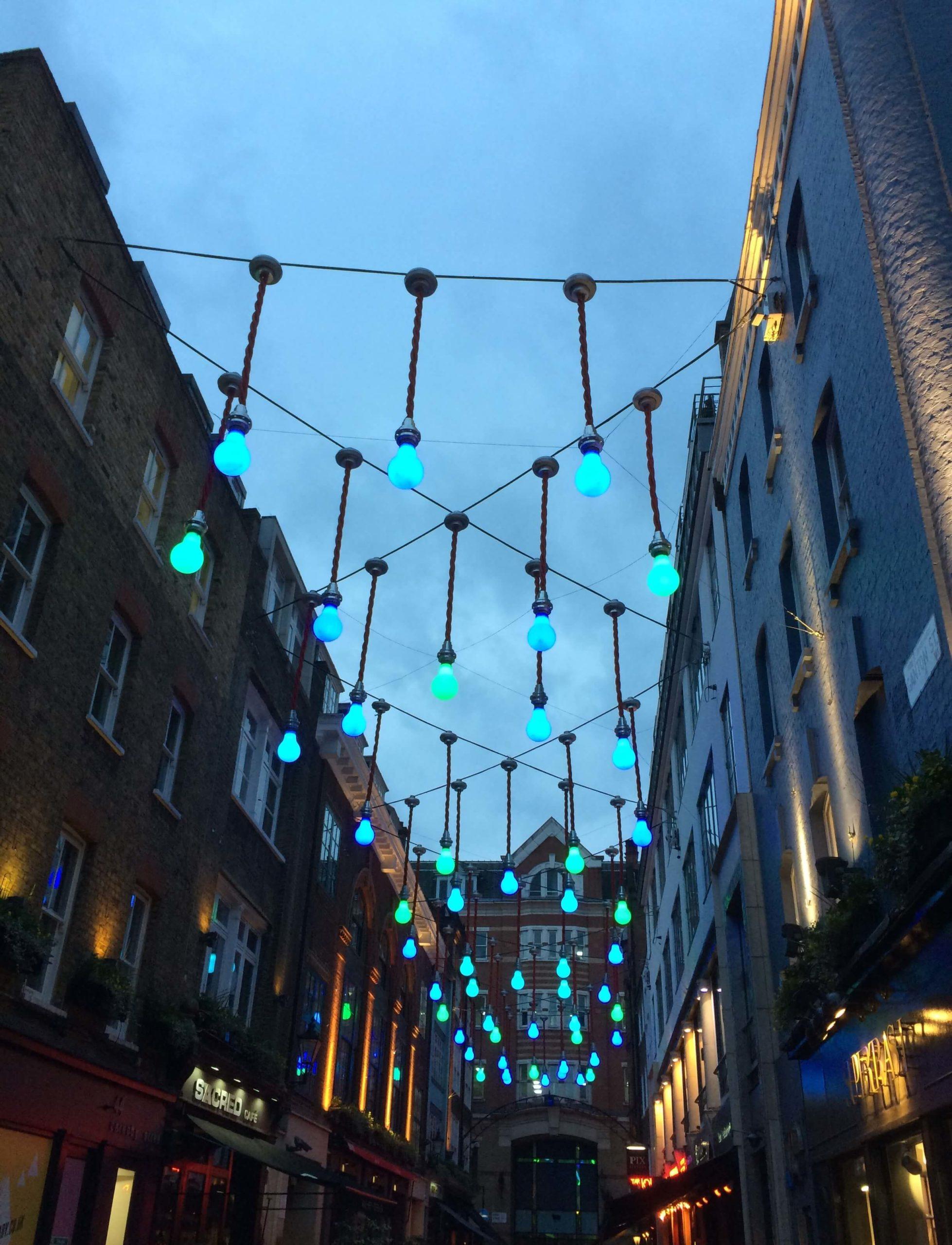 Ganton street london meeri wild