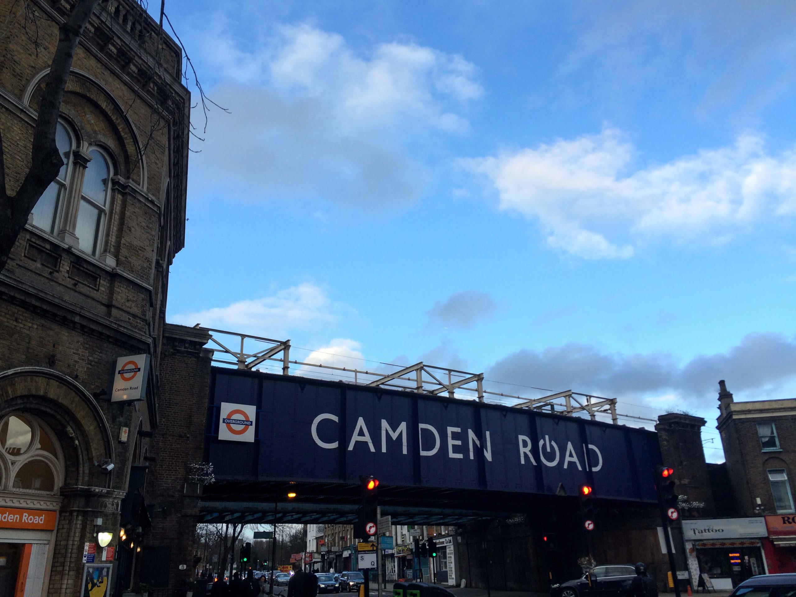 meeri wild London Camden Road