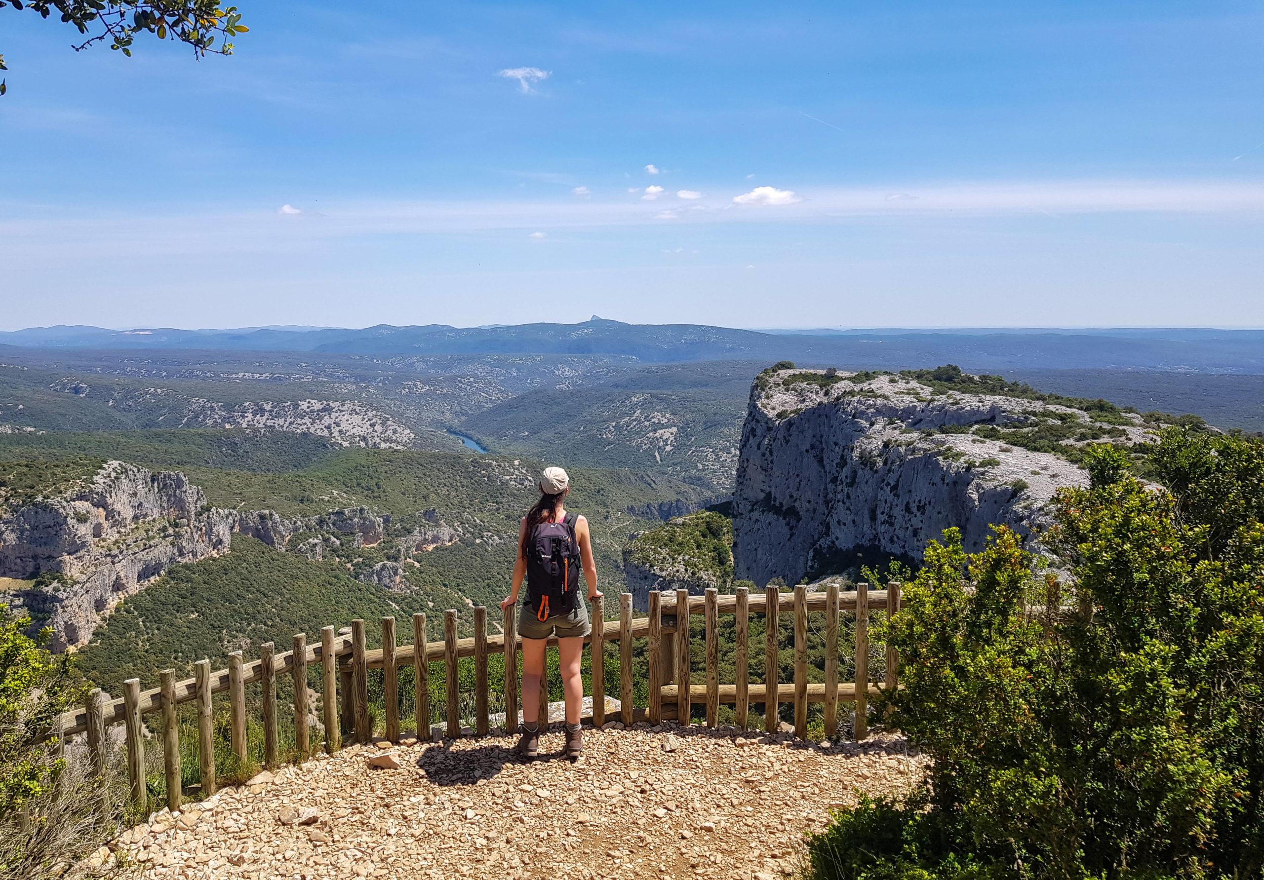 meeri wild randonnée saint guilhem sud de France
