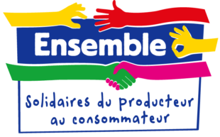 logo ensemble - solidaires du producteur au consommateur
