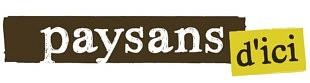 logo paysans ici - label français