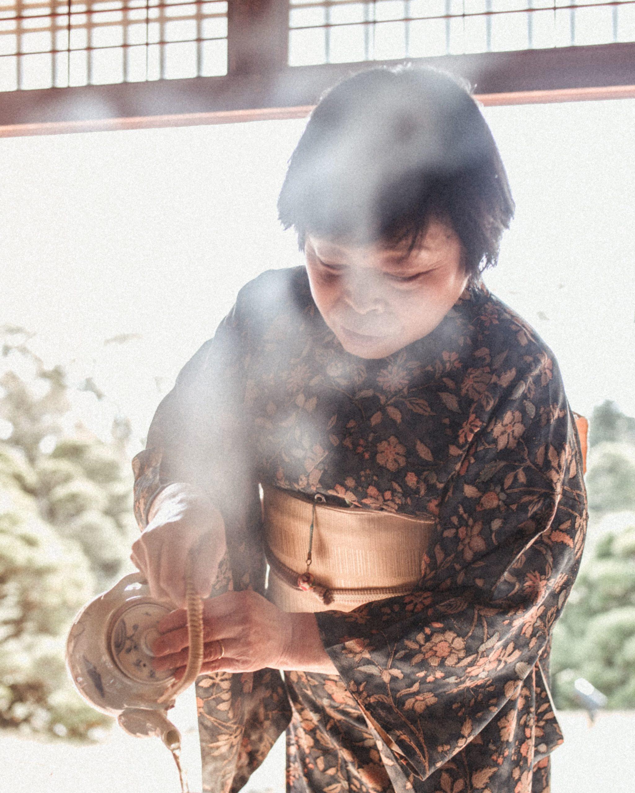 Clothilde Redon voyage au Japon