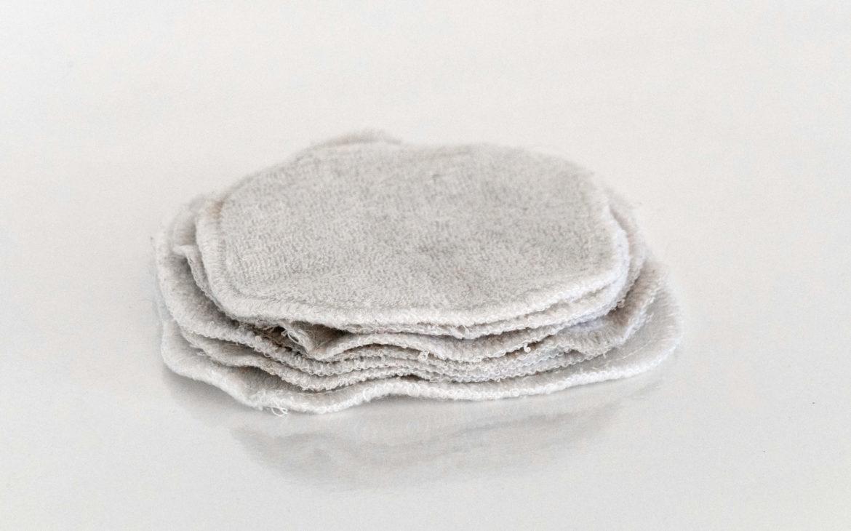 Cotons lavables indispensables zéro déchet en voyage
