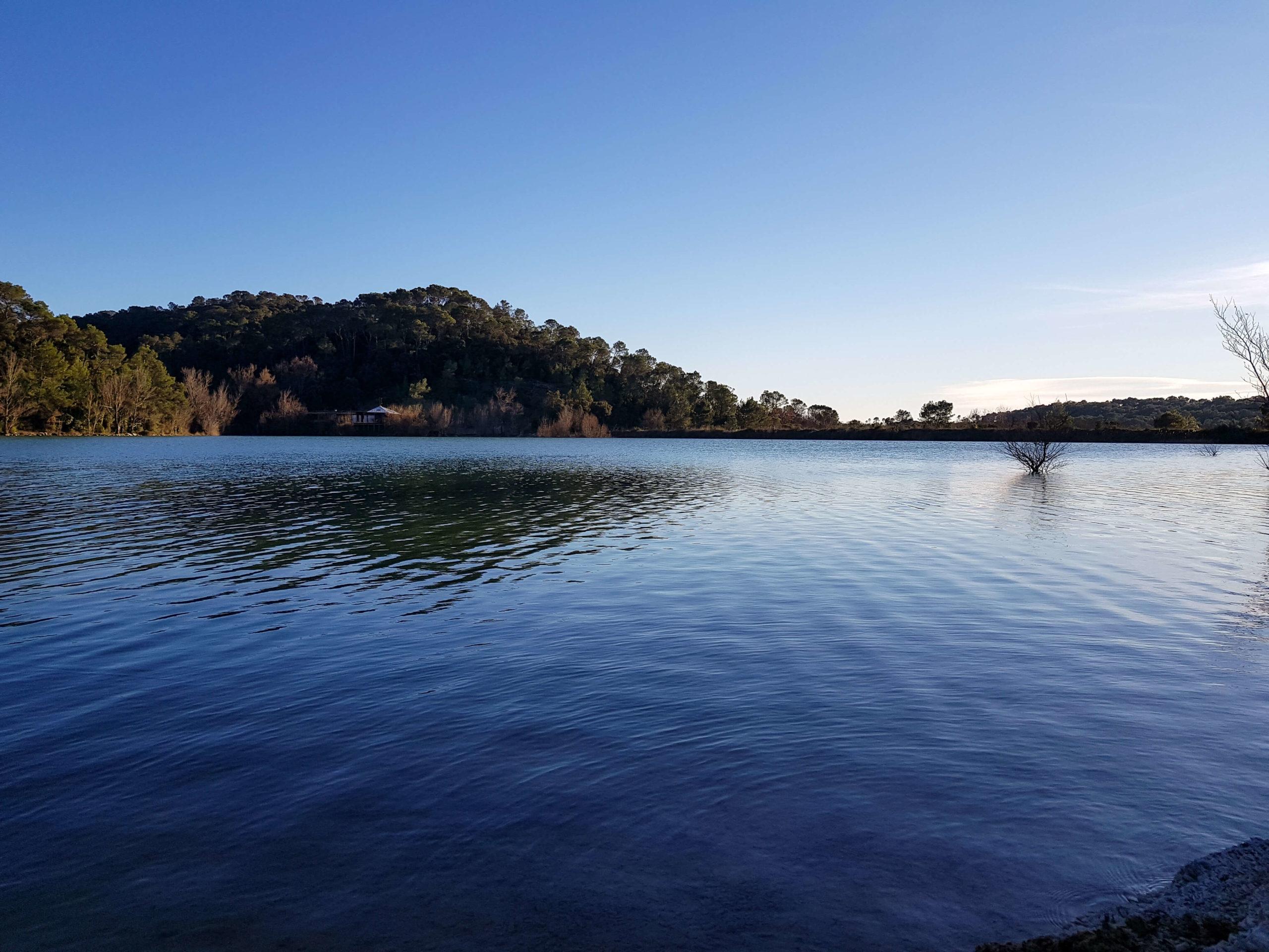 balade au lac de ceceles