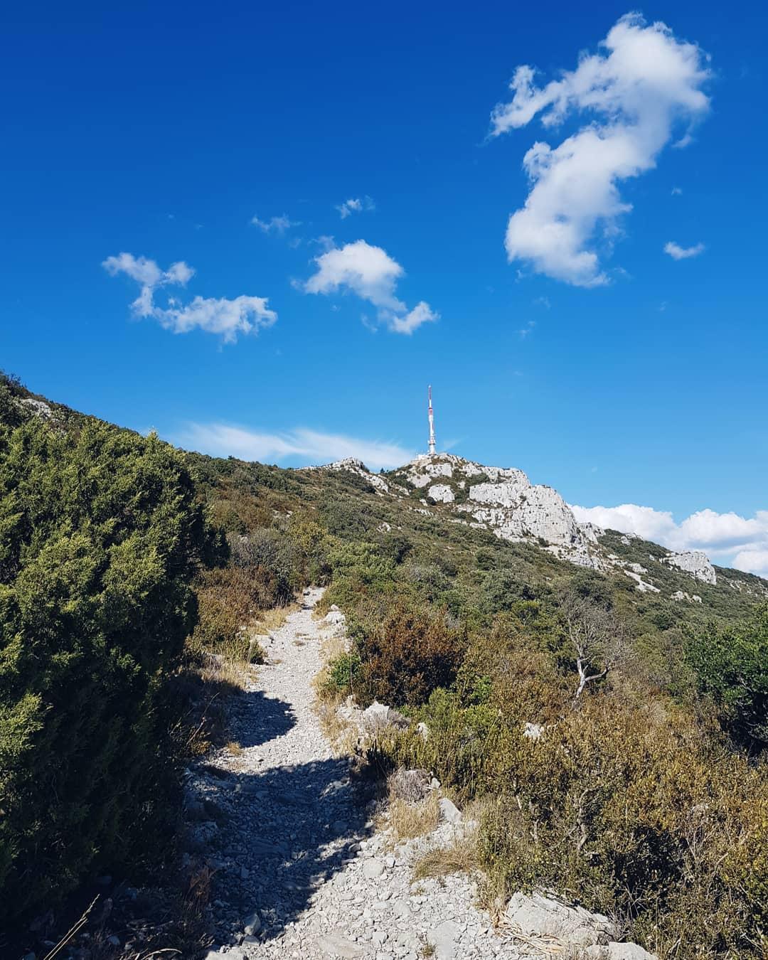 Mont Saint-Baudille randonnée dans l'Hérault