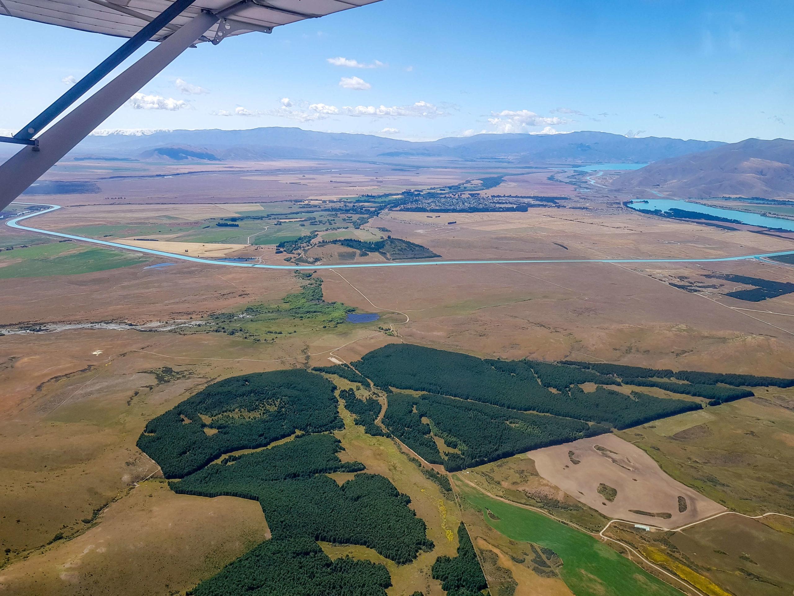 Que faire à Twizel : entre montagnes et lacs bleus turquoises