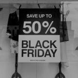 Black Friday shop