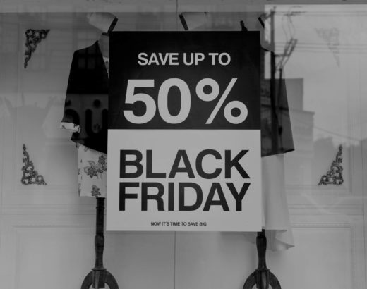 Black Friday shop