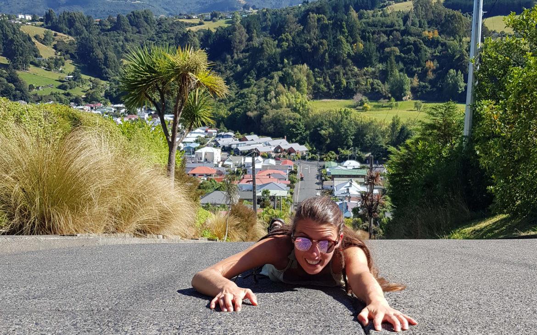 Meeriwild Baldwin street Dunedin Nouvelle-Zélande